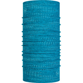 Buff Dryflx Tubo de cuello, reflective-blue mine